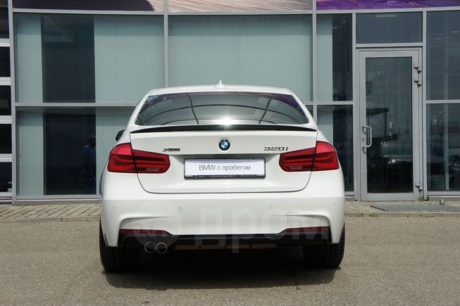 BMW 3-Series, 2016 год, 1 675 000 руб.