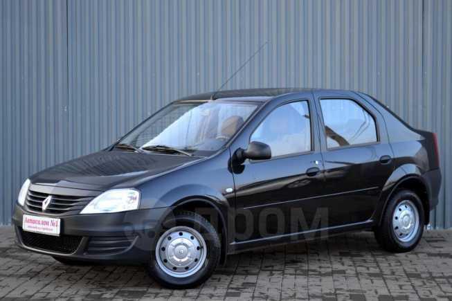 Renault Logan, 2012 год, 379 888 руб.