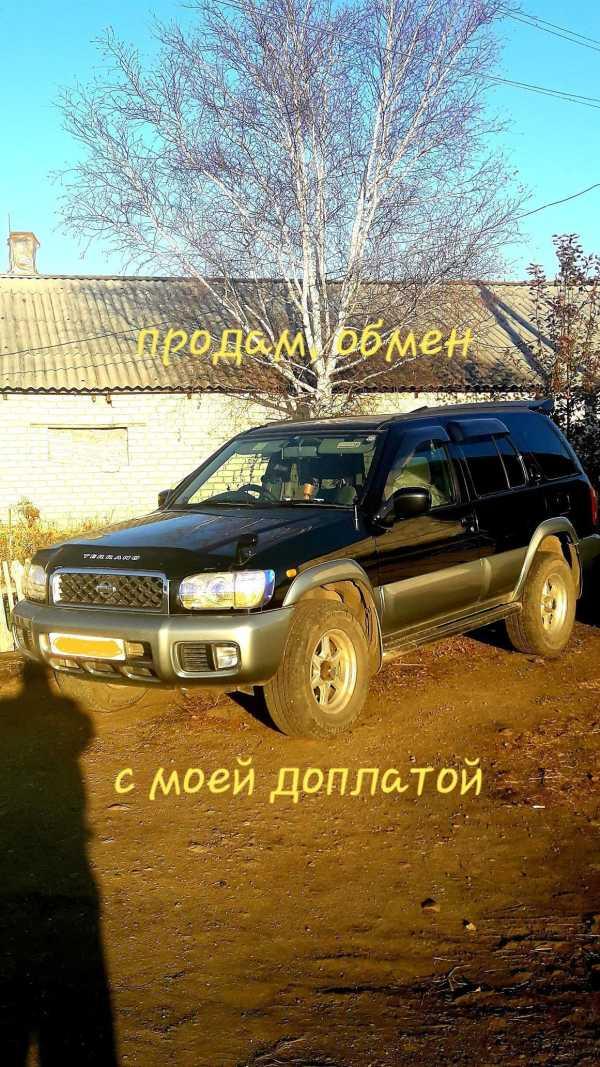 Nissan Terrano, 1999 год, 650 000 руб.