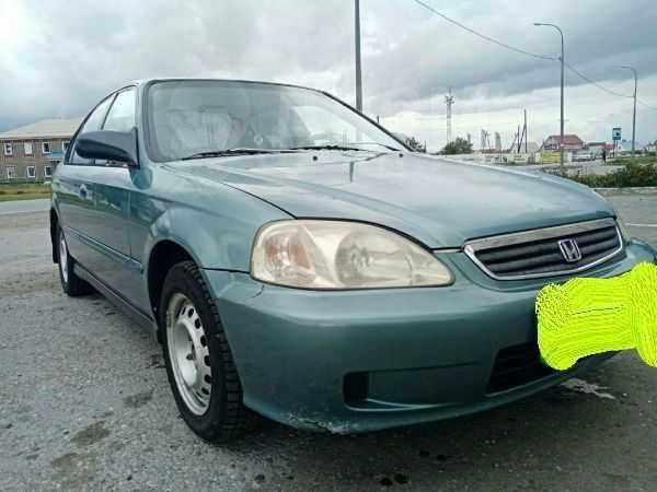 Honda Civic, 2000 год, 161 000 руб.