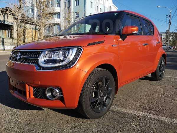 Suzuki Ignis, 2016 год, 775 000 руб.