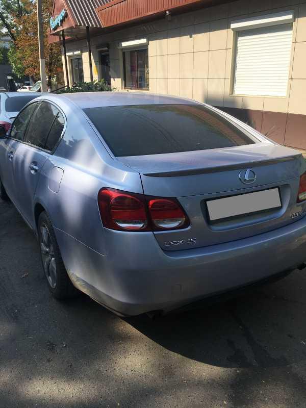 Lexus GS300, 2007 год, 685 000 руб.