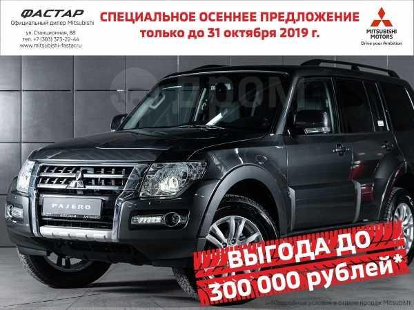 Mitsubishi Pajero, 2019 год, 3 137 000 руб.