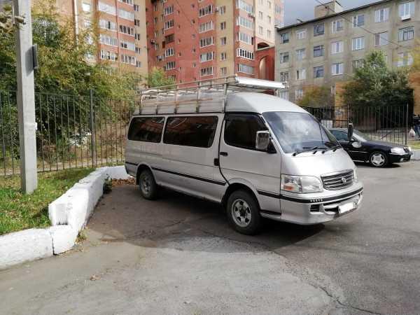 Toyota Hiace, 2002 год, 237 000 руб.