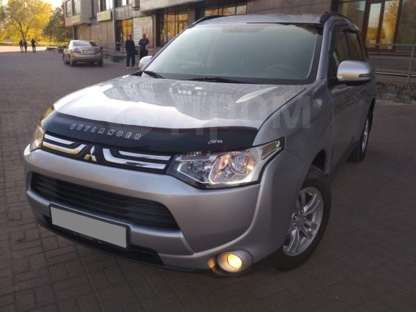 Mitsubishi Outlander, 2012 год, 990 000 руб.