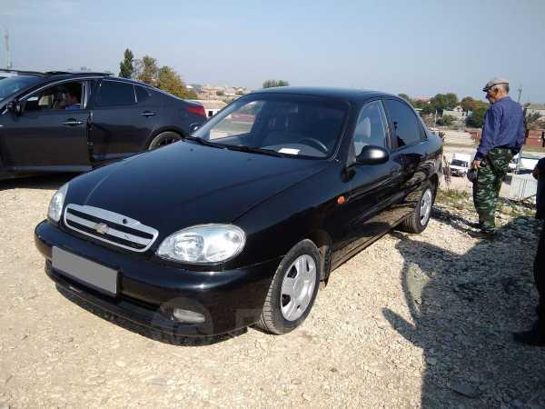 Chevrolet Lanos, 2008 год, 205 000 руб.