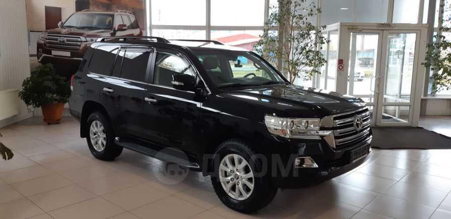 Toyota Land Cruiser, 2018 год, 4 500 000 руб.