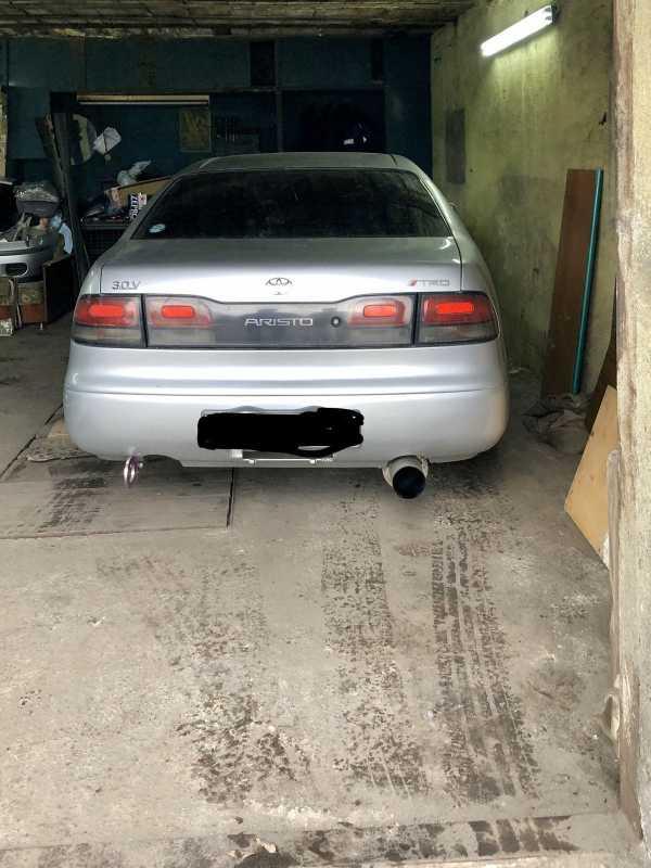 Toyota Aristo, 1993 год, 370 000 руб.