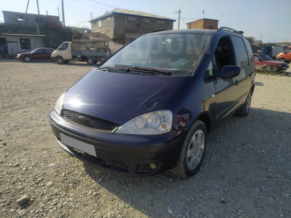 Ford Galaxy, 2002 год, 345 000 руб.