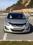 Hyundai Elantra, 2014 год, 670 000 руб.