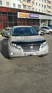 Владивосток RX450h 2011