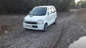 Уссурийск Wagon R 2000