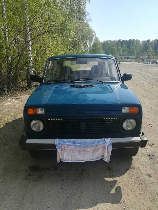 Лада 4x4 2121 Нива, 2011 год, 210 000 руб.