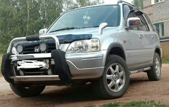Honda CR-V, 1998 год, 350 000 руб.