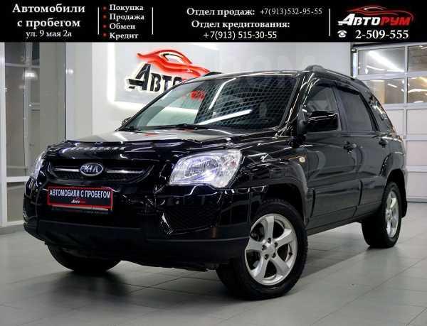 Kia Sportage, 2009 год, 597 000 руб.
