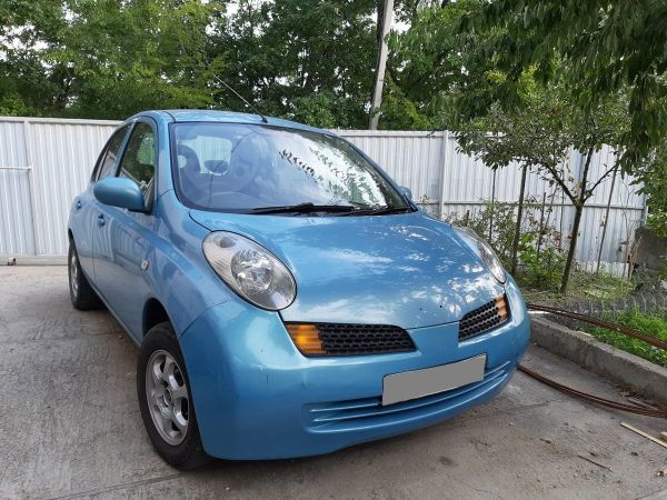 Nissan March, 2002 год, 168 500 руб.