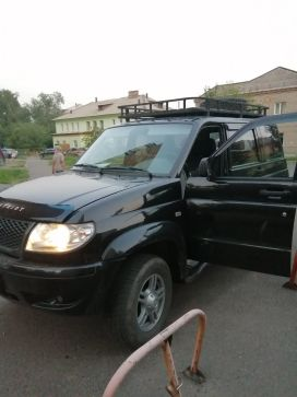 Красноярск Патриот 2012