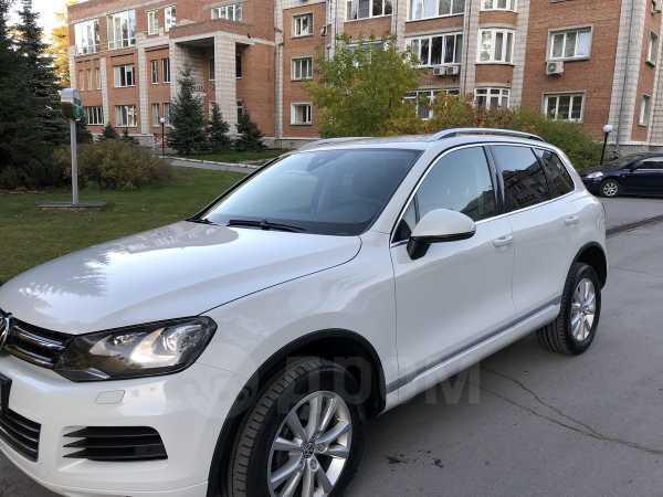 Volkswagen Touareg, 2013 год, 1 499 000 руб.