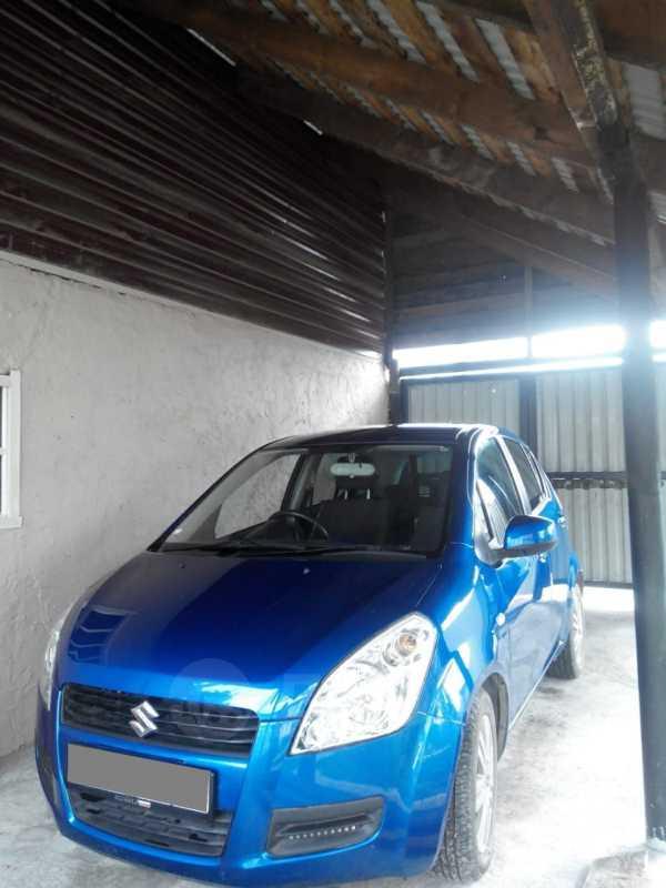 Suzuki Splash, 2011 год, 360 000 руб.