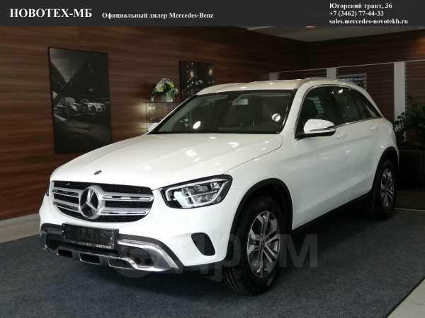 Mercedes-Benz GLC, 2019 год, 3 400 000 руб.