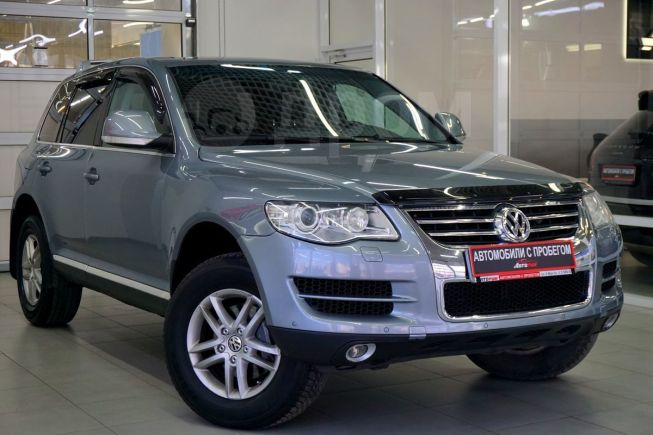 Volkswagen Touareg, 2008 год, 647 000 руб.