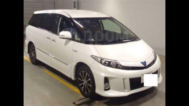 Toyota Estima, 2015 год, 1 650 000 руб.