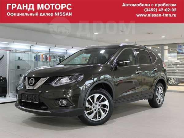 Nissan X-Trail, 2016 год, 1 180 000 руб.