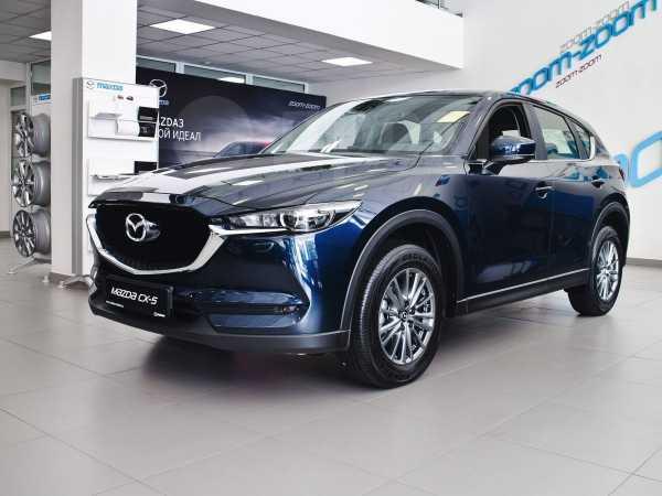 Mazda CX-5, 2019 год, 1 814 000 руб.