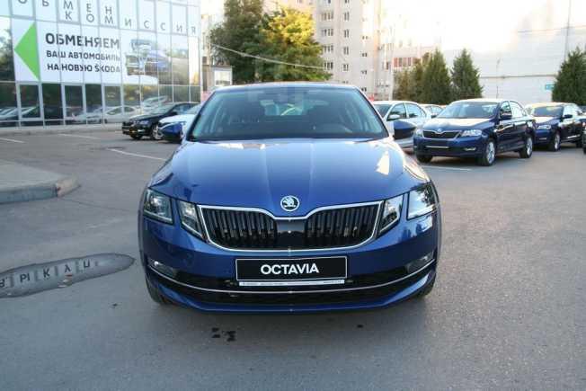 Skoda Octavia, 2019 год, 1 467 800 руб.