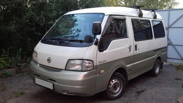 Nissan Vanette, 2006 год, 360 000 руб.