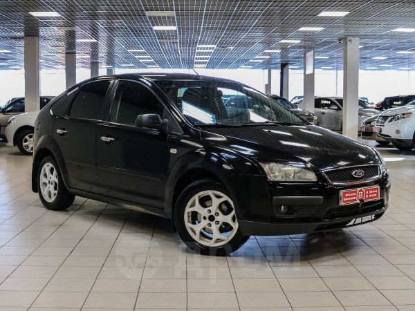 Ford Focus, 2007 год, 309 900 руб.