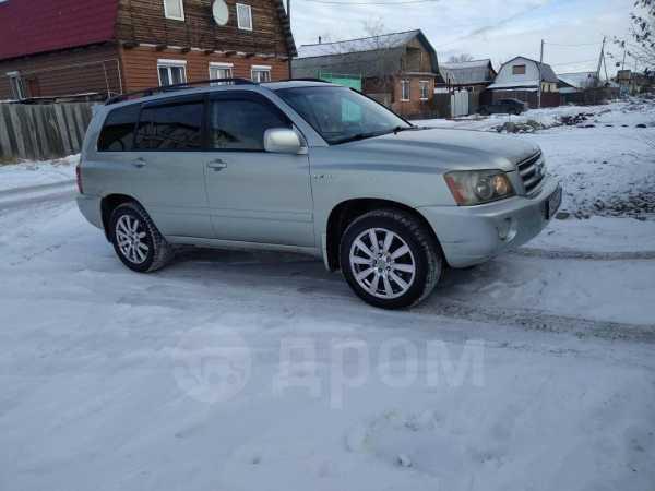 Toyota Highlander, 2003 год, 650 000 руб.