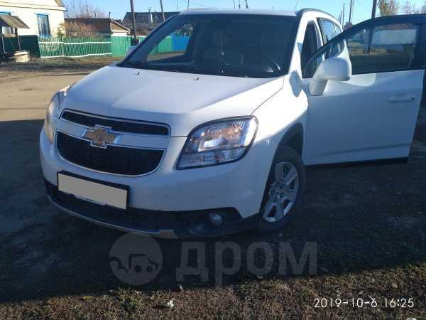 Chevrolet Orlando, 2012 год, 620 000 руб.