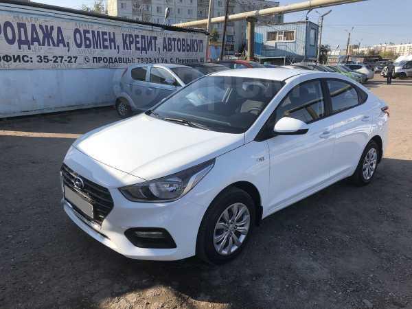 Hyundai Solaris, 2017 год, 659 900 руб.