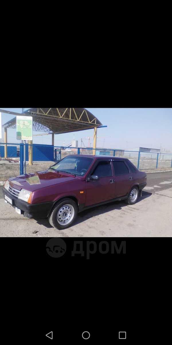 Лада 21099, 1997 год, 143 000 руб.