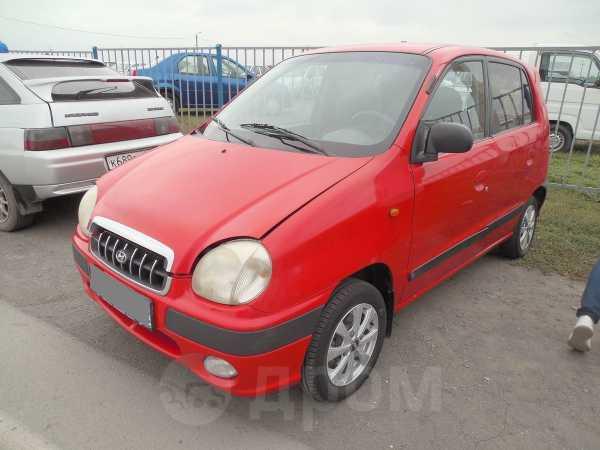 Hyundai Atos, 2000 год, 150 000 руб.