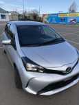 Toyota Vitz, 2016 год, 630 000 руб.