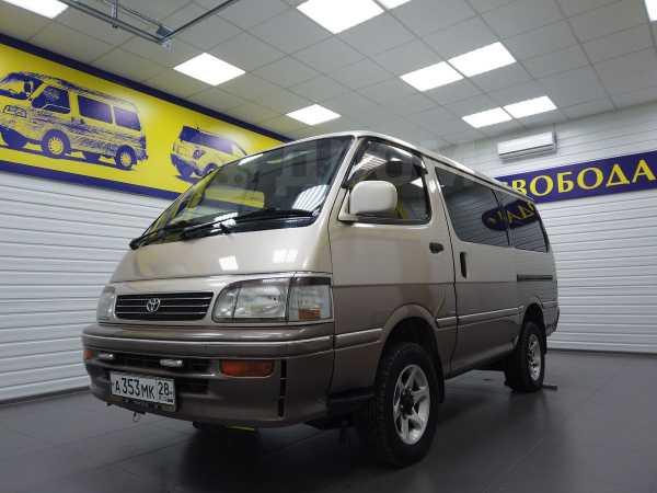 Toyota Hiace, 1996 год, 340 000 руб.