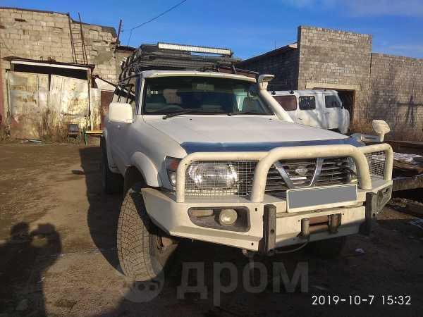 Nissan Safari, 2000 год, 950 000 руб.