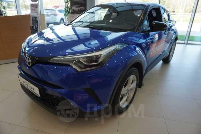 Toyota C-HR, 2019 год, 2 182 200 руб.