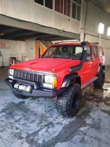 Барнаул Cherokee 1992