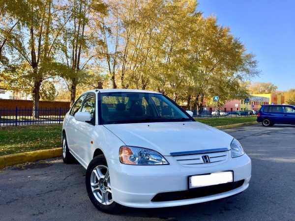Honda Civic Ferio, 2003 год, 279 000 руб.