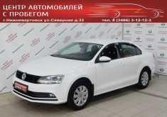 Нижневартовск Jetta 2015