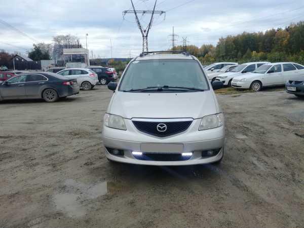 Mazda MPV, 2002 год, 250 000 руб.