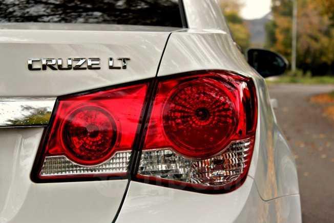 Chevrolet Cruze, 2012 год, 495 000 руб.
