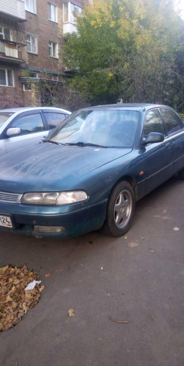 Mazda 626, 1993 год, 35 000 руб.