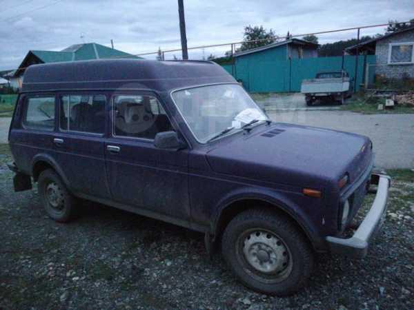Лада 4x4 2131 Нива, 2002 год, 155 000 руб.