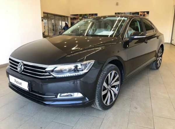Volkswagen Passat, 2019 год, 2 122 310 руб.