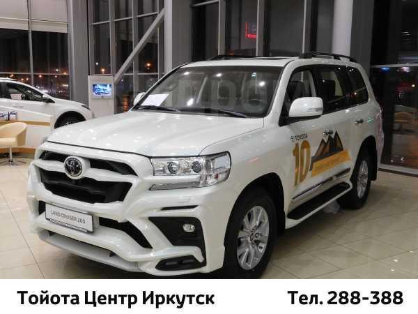 Toyota Land Cruiser, 2019 год, 6 141 000 руб.