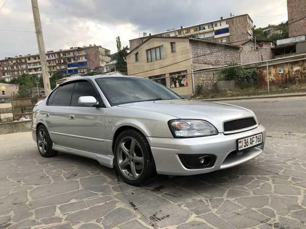Subaru Legacy B4, 2002 год, 340 000 руб.